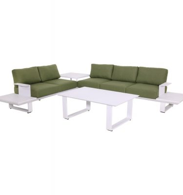 Outdoor Living loungeset Espressi - groen