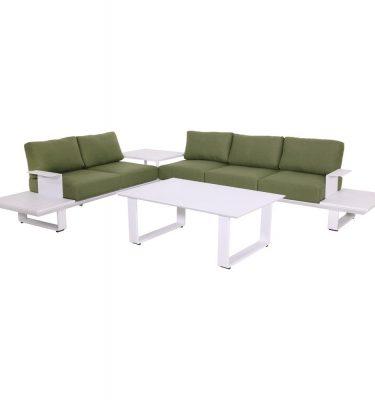 Outdoor Living loungeset Espressi - groen