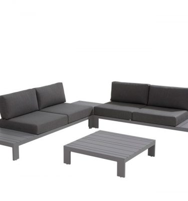 Taste 4SO Ocean loungeset serie II - slate grey