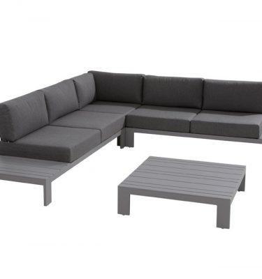 Taste 4SO Ocean loungeset serie I - slate grey